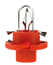 215501275K  Instrumentlampa 1,12W Bx8,4D Orange